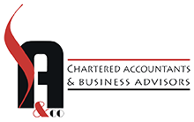 SA & Co Ltd Chartered Accountants Logo